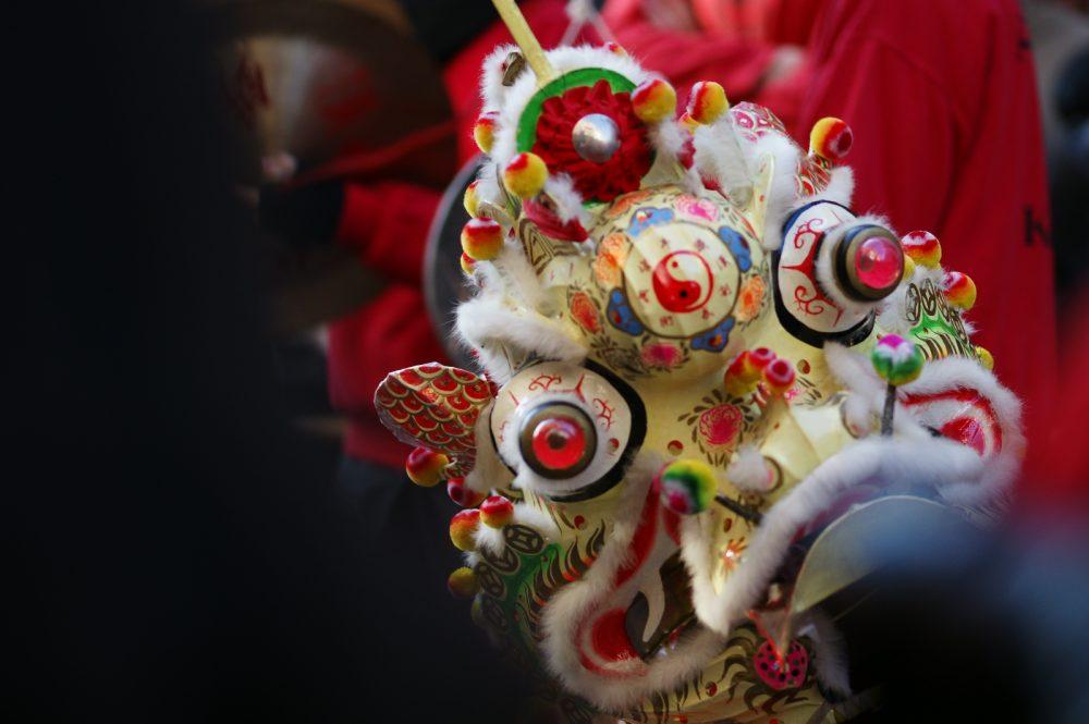 Chinese New Year, January 2009