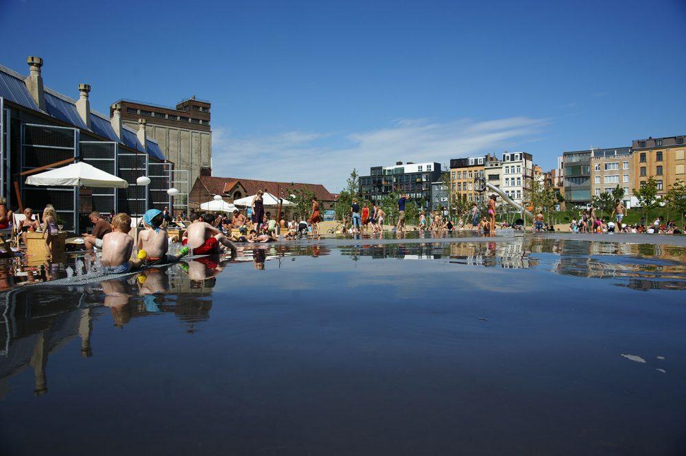 Park Spoor Noord (Antwerp), July/August 2009