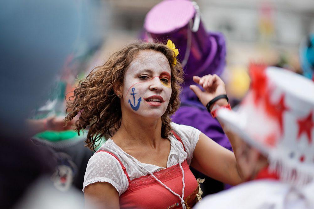 Murga Parade, June 2011