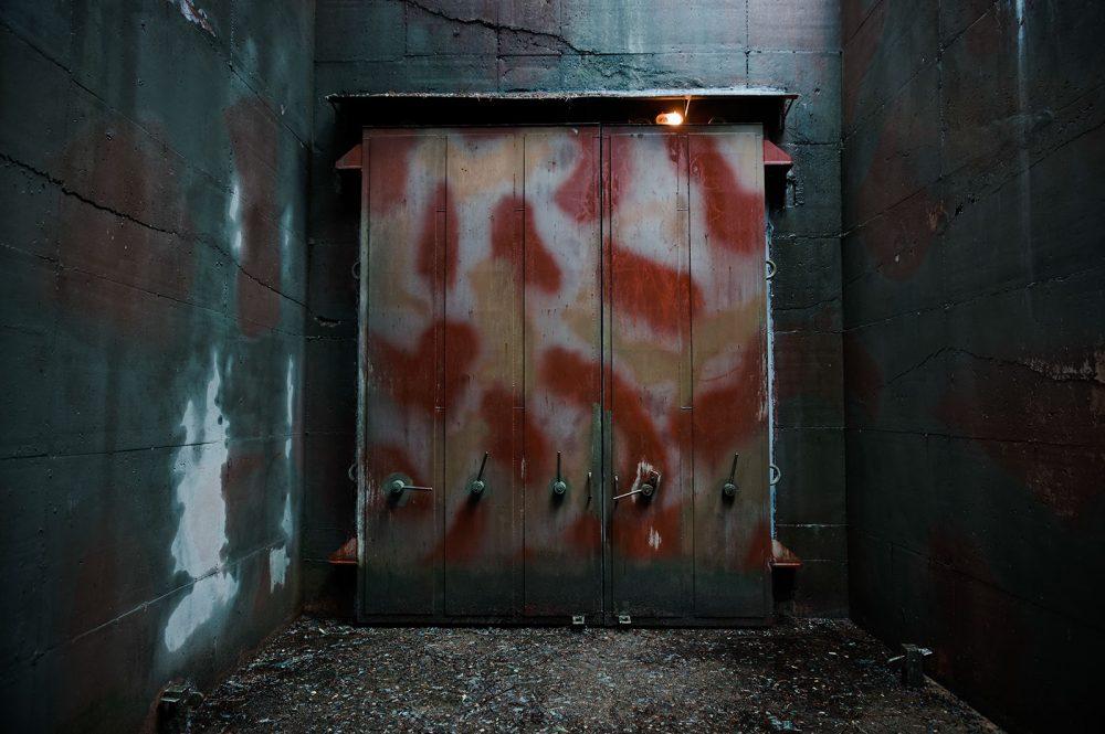 Bunker Kossa, July 2011