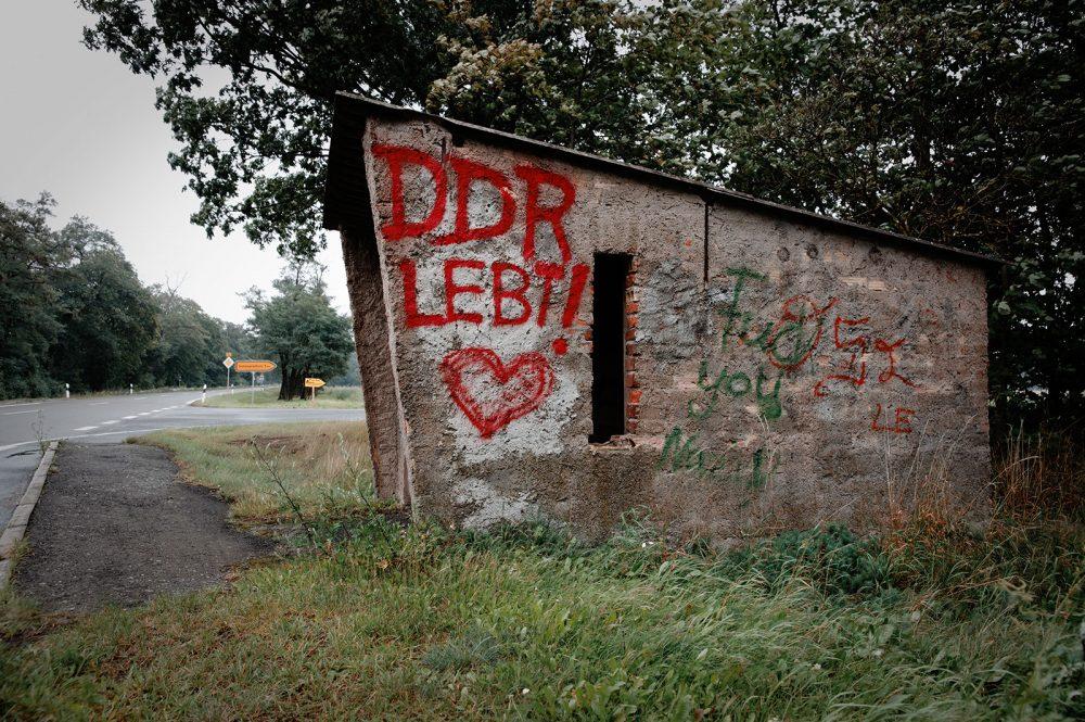 Former DDR (GDR), July 2011