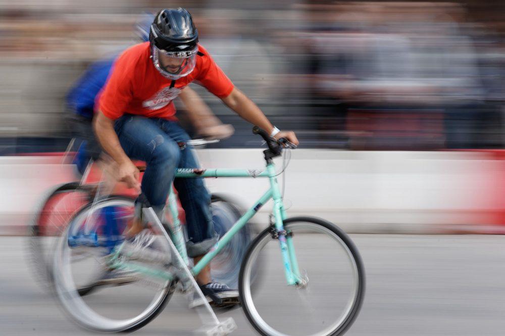 Bike Polo, September 2011