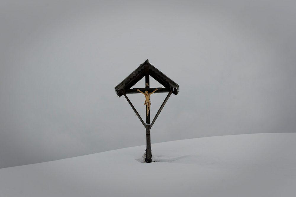 Snowshoes, Stubaital, March 2012