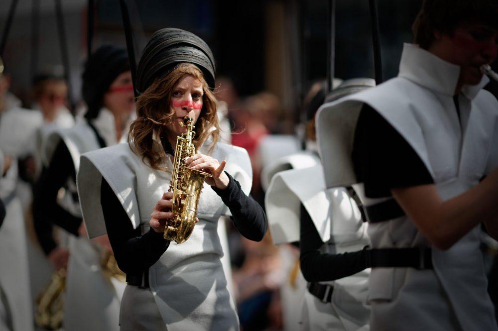 Disorder (Zinneke Parade), May 2012