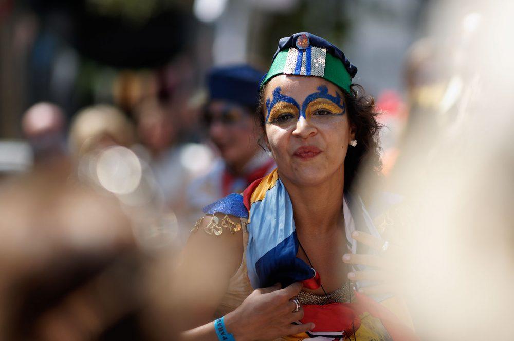 Murga Parade, June 2012