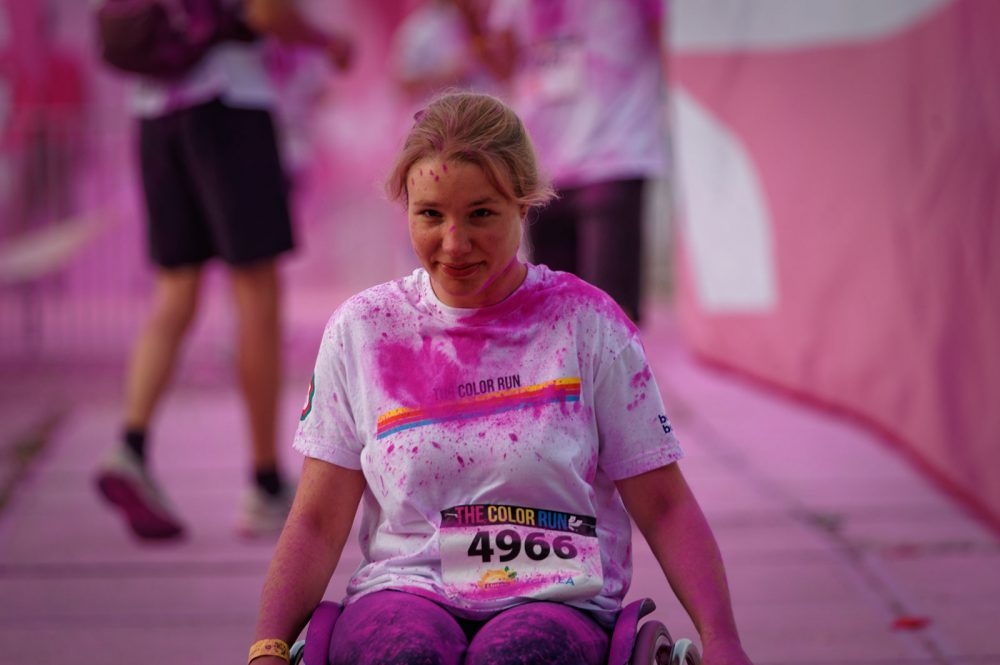 The Color Run (Brussels), September 2014