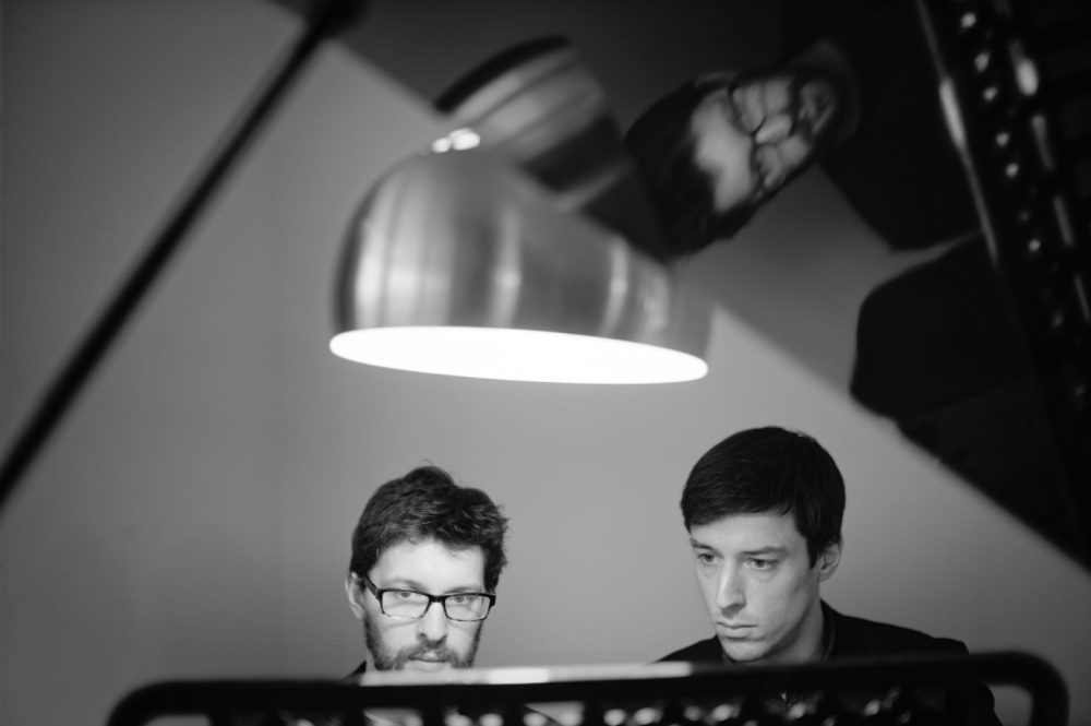 The Pianists, January 2017