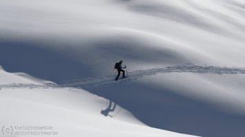 Snowschoes (Stubaital), February 2019