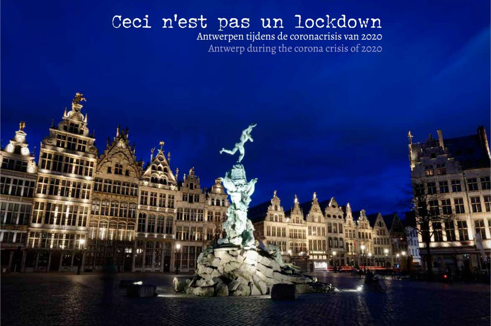 Ceci n'est pas un lockdown – The Book