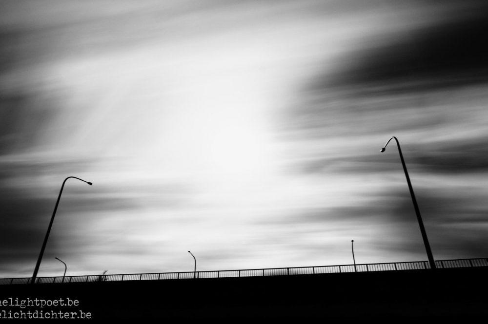 30″ viaduct Antwerp, March 2021