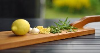 Grillmarinade med rosmarin og citron