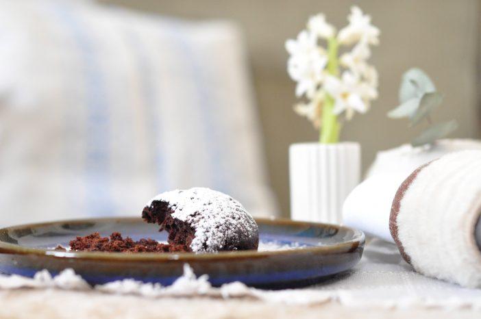 Chokolademuffins med rødbeder