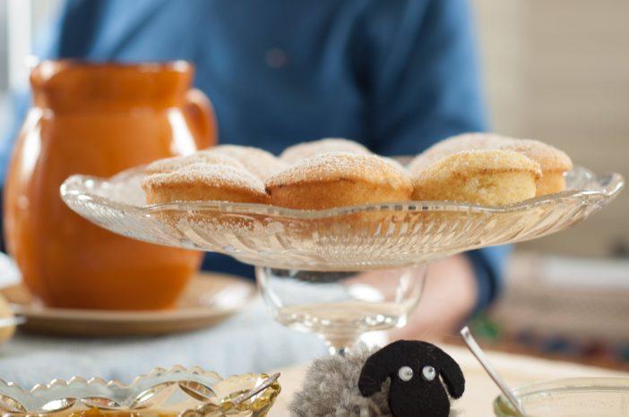 Små lagkager til byg selv lagkage