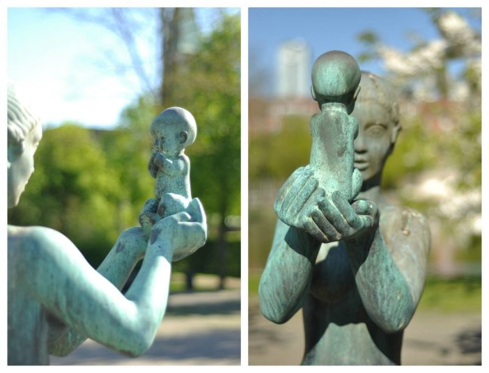 Venus med æblet - Kai Nielsen