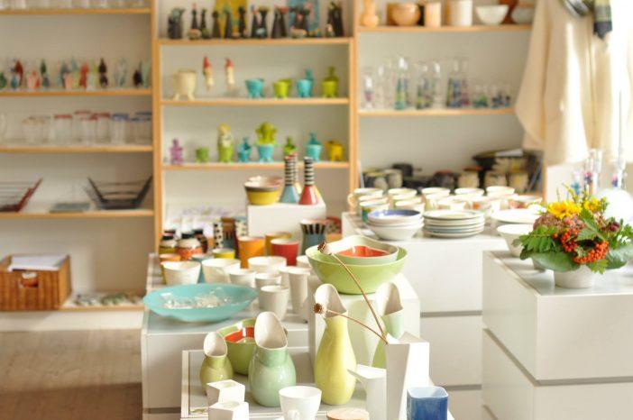 Købmandsgården i Skælskør er fuld af godt kunsthåndværk