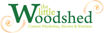 The Little Woodshed Logo