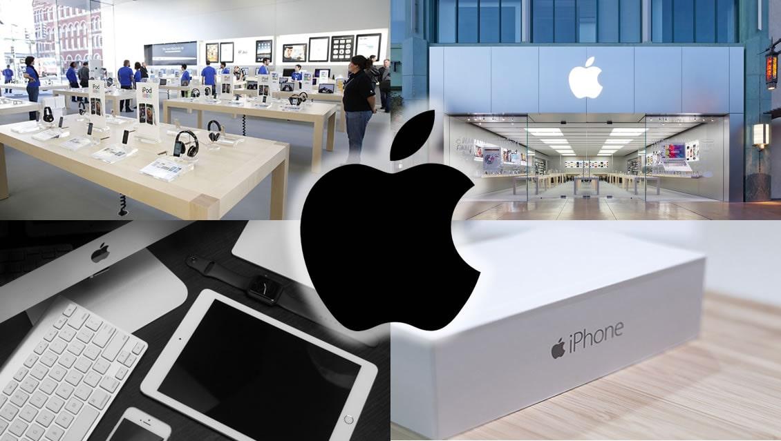 Apple-Logo-Design - Apple Brand - Branding - What is Branding-min