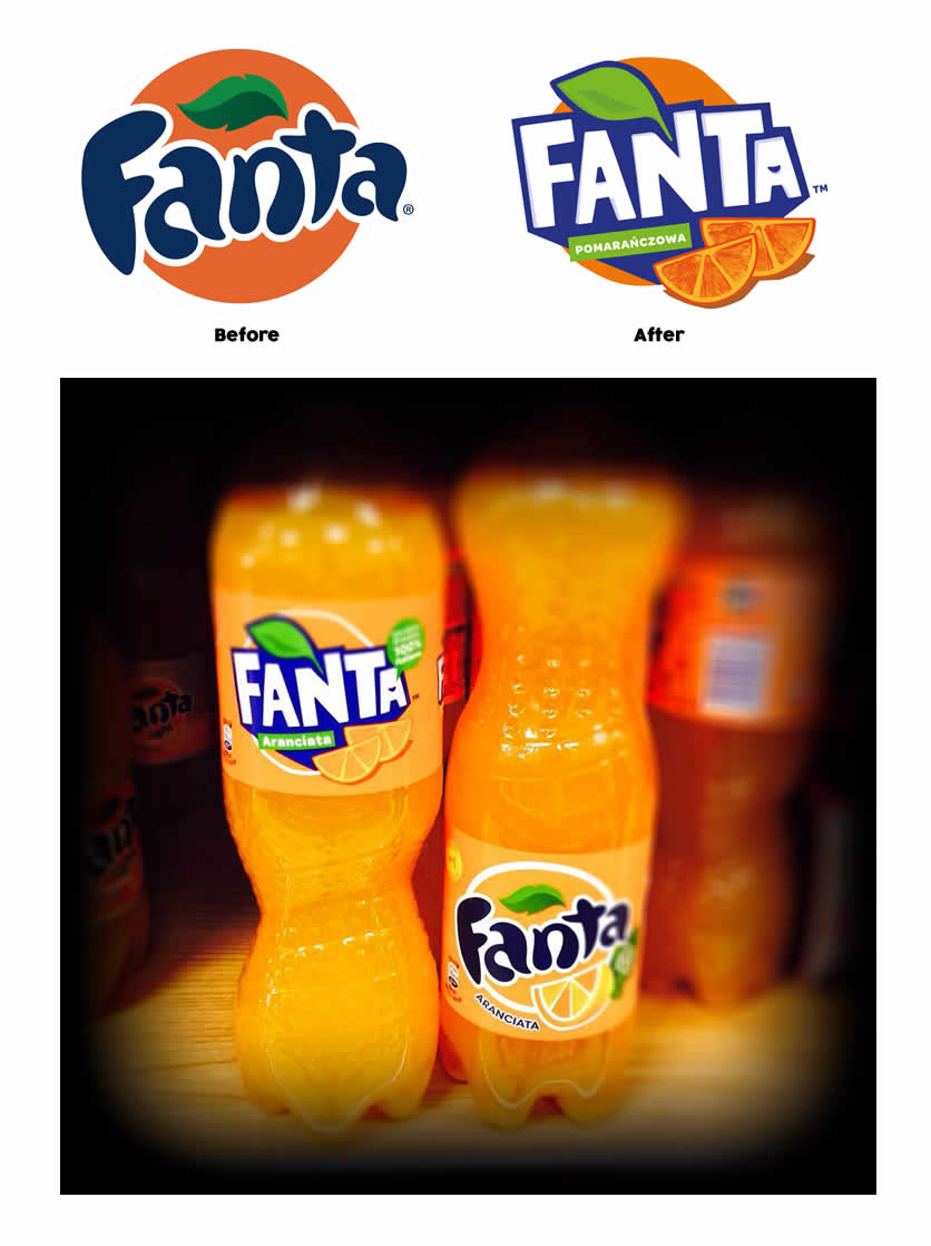 Tips For Designing Your Business Logo - Fanta Logo Design