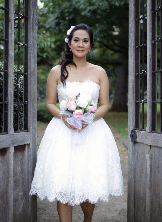 Wedding dress tead dress The london bridal boutique wedding dresses in south london croydon bridemaid bride
