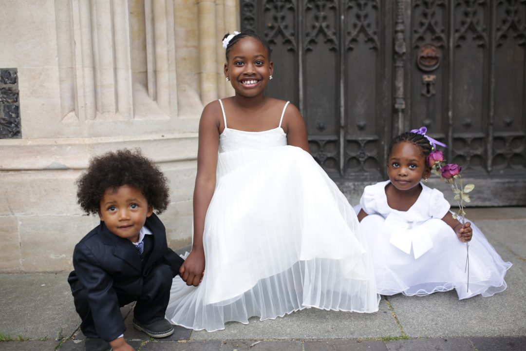 Flower girl, page boy suit, childrens occasionwear, flower girl dresses south london