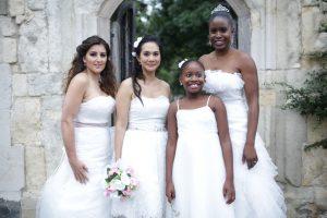 The london bridal boutique wedding dresses in south london croydon bridemaid