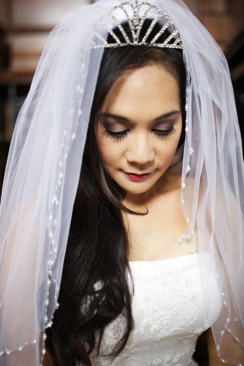 Wedding veil for Wedding dress The london bridal boutique wedding dresses in south london croydon bridemaid bride