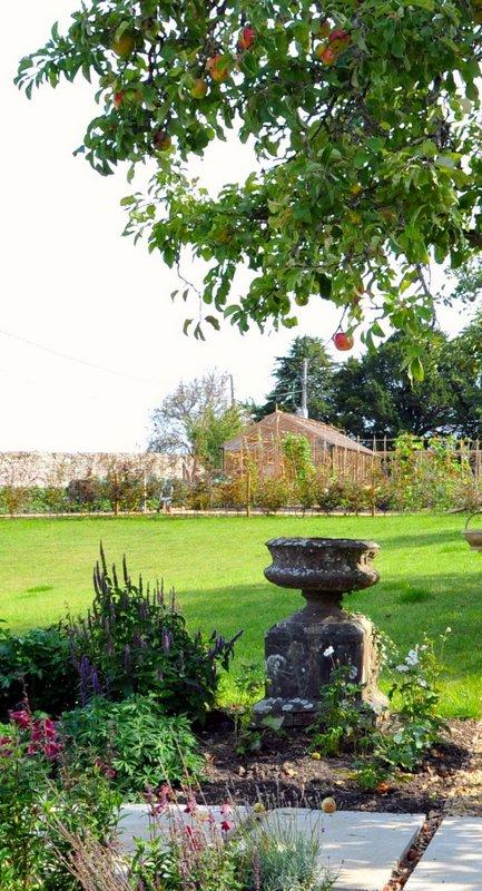 Padmore House garden