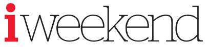 i weekend logo
