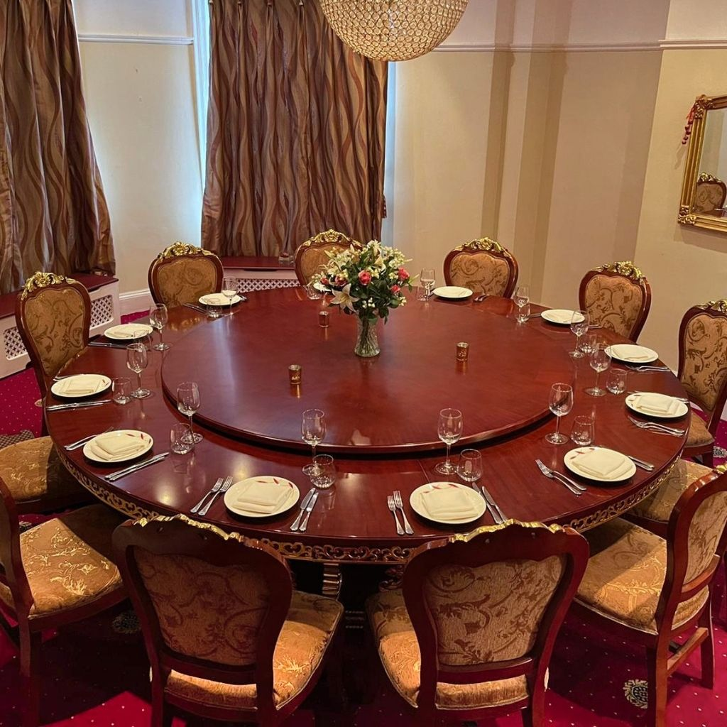 The Mahal Private Dining Room