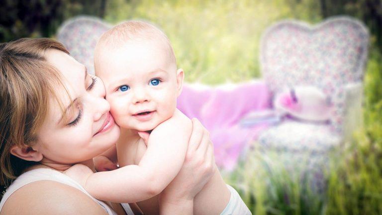 Babypuder ohne Talkum