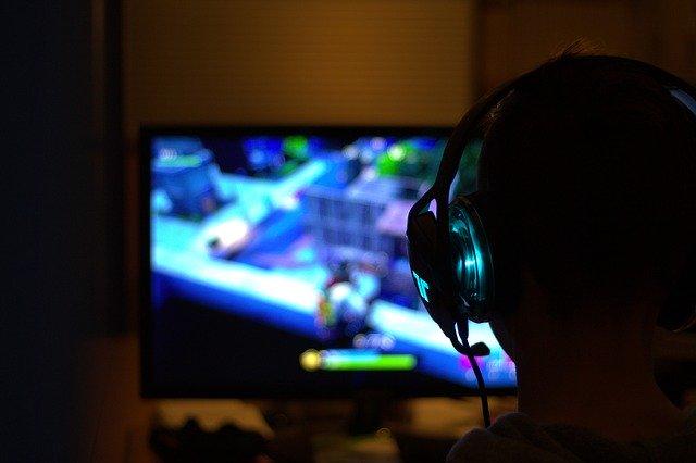 Ein gebrauchter Gaming PC