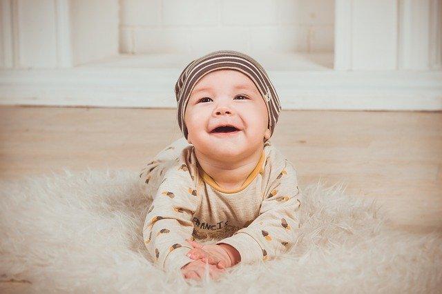 Einschlagdecken für Babyschale