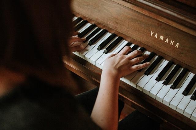 Klavier Online Lernen