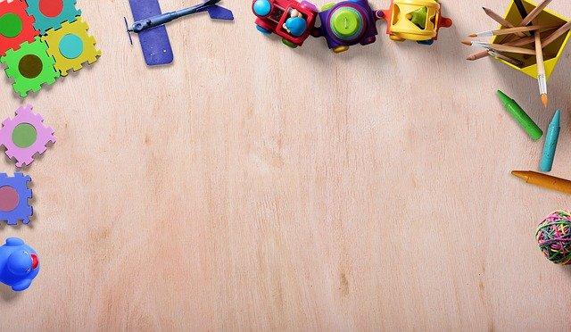 Spielzeug nach Montessori Art