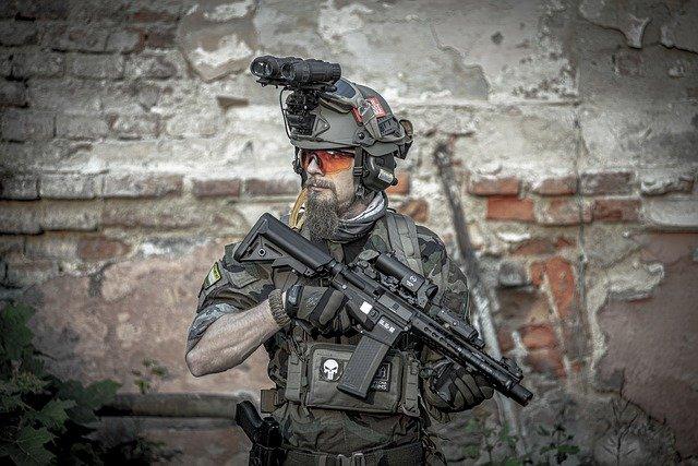 Kampfmesser der Bundeswehr von Eickhorn