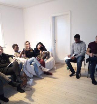 Vores studerende Nordic film acting institute
