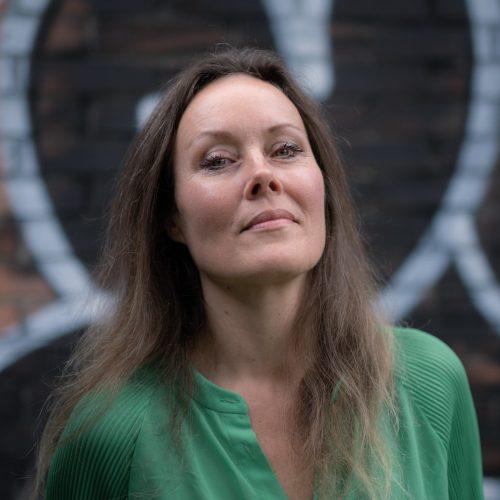 CERTIFICERET MASTER FILMSKUESPIL studerende Nordic film acting institute Maria Cisse