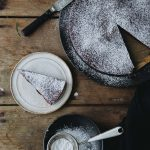 Swedish Sticky Chocolate Cake - Kladdkaka