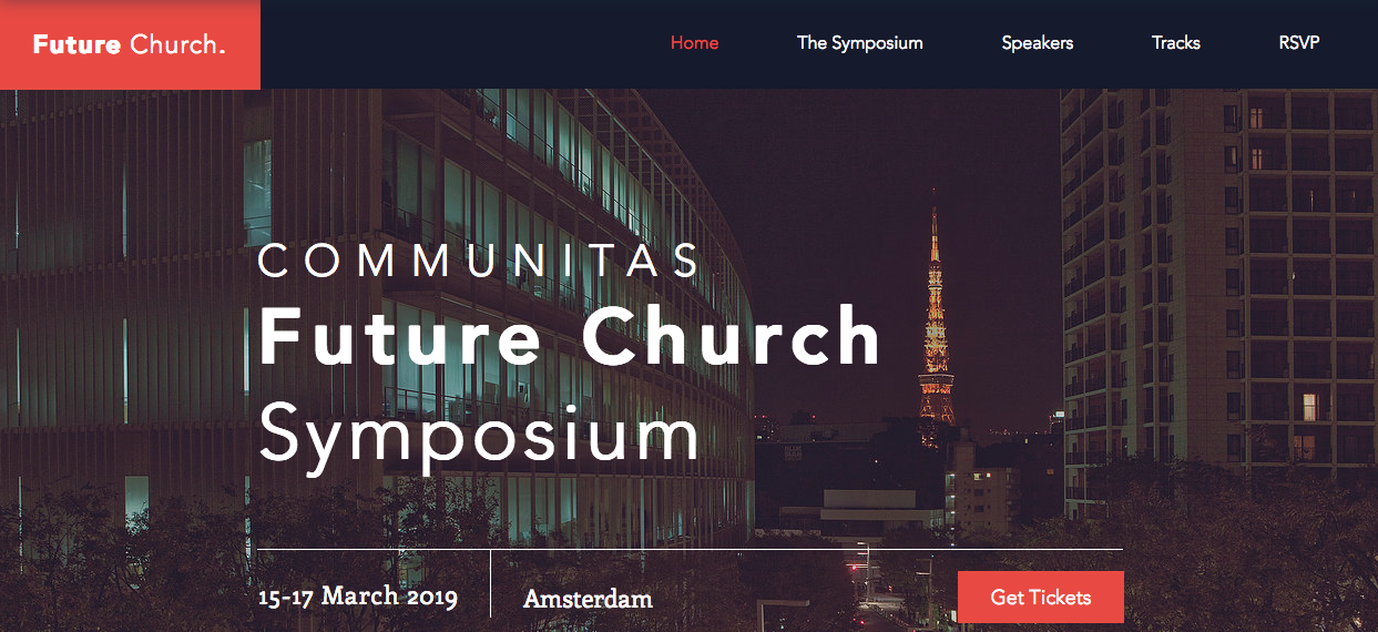 Love the Church of the Future (en)