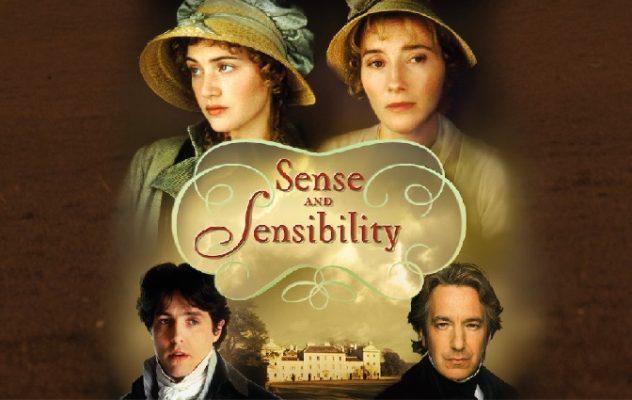 4 hoofdpersonen Sense and Sensibility 1995