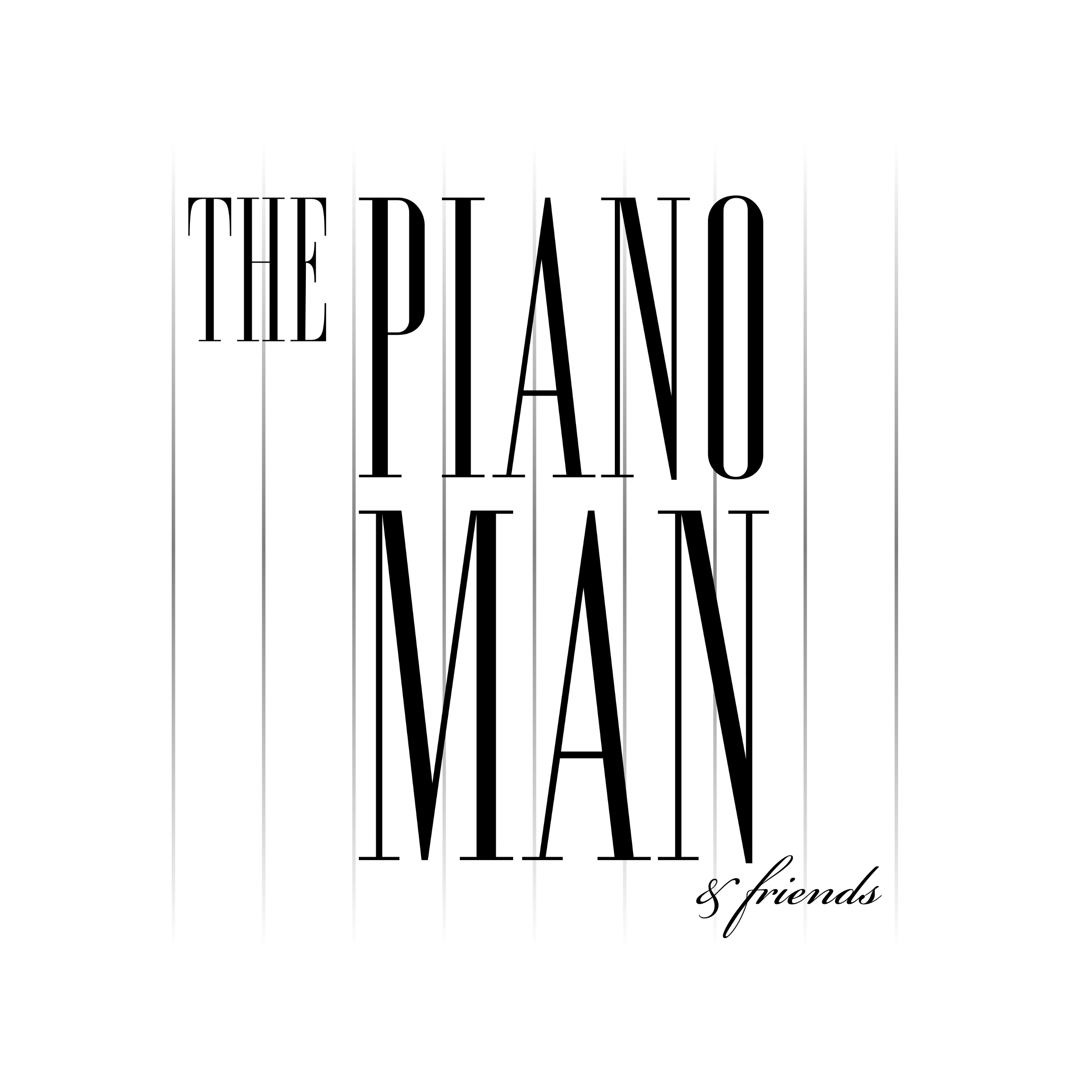 The Pianoman & Friends