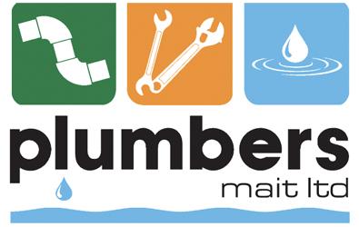 The Plumbers Mait Logo