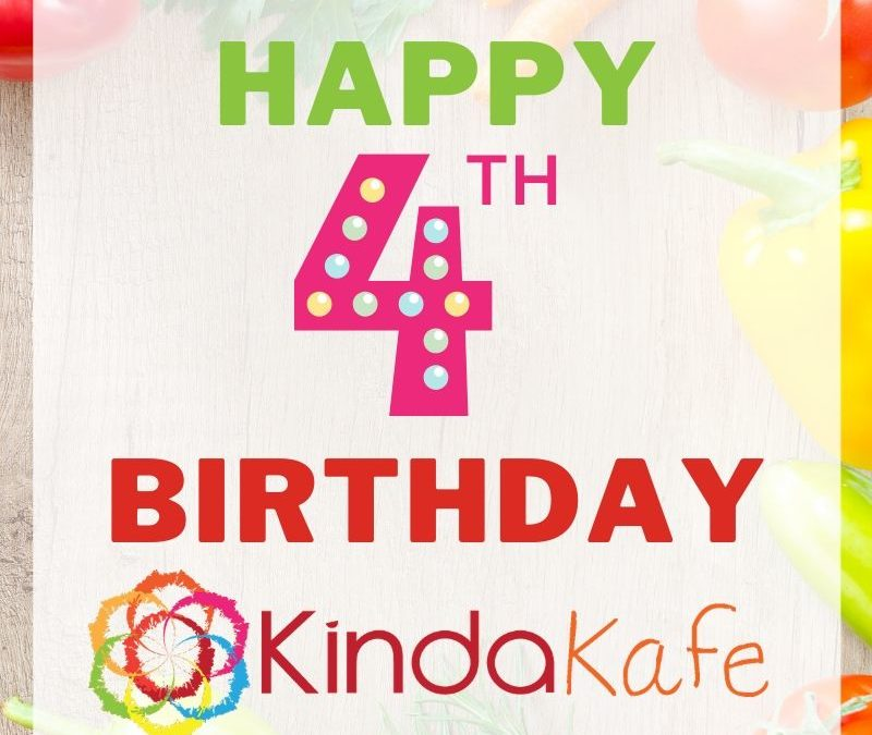 Donate to our Birthday crowdfunder campaign to help KindaKafe reopen