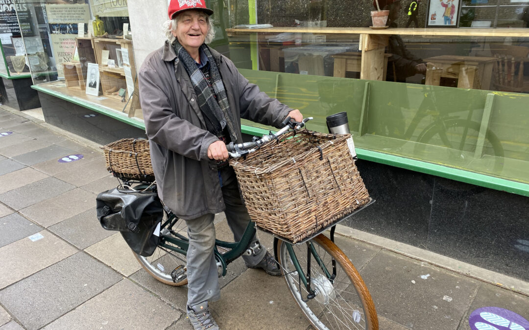 65 years of velocipedling – Willy Bailey