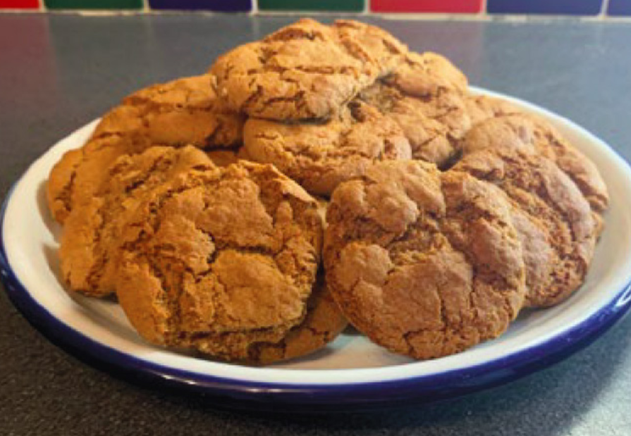 Spicy Cookie Bake Along with Mark from Baking for Wellbeing