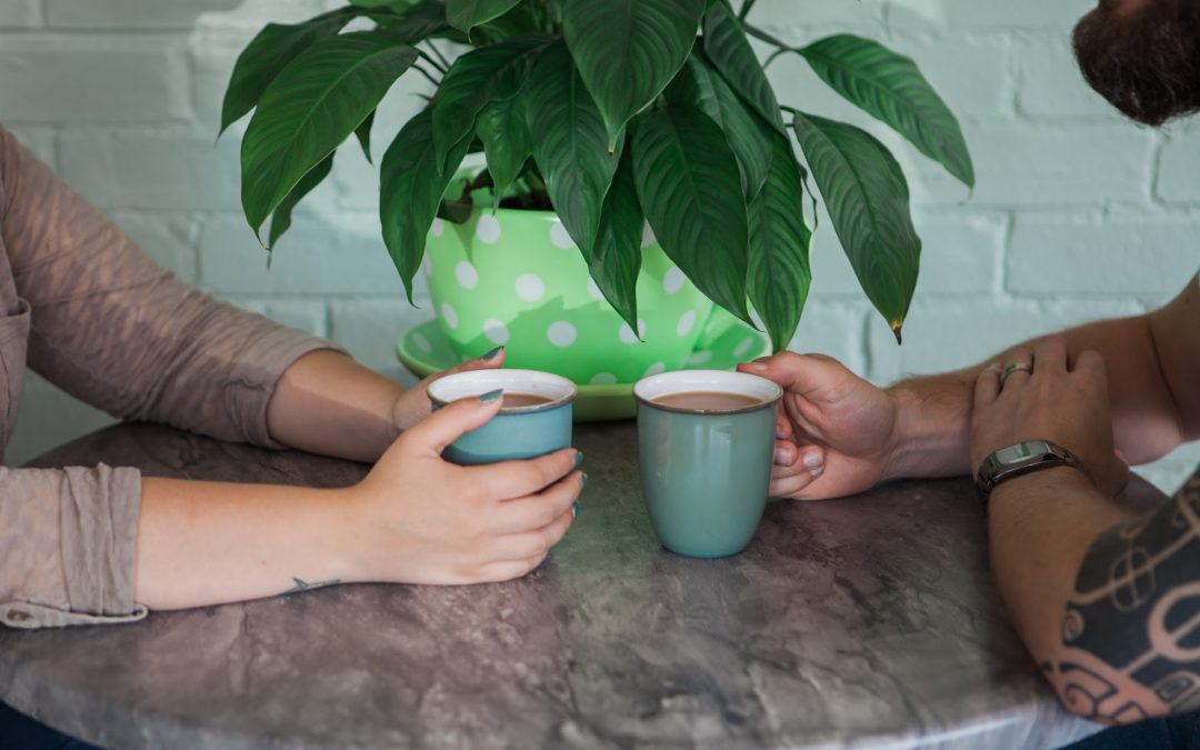 In, Out, Nature Is All About – Catherine Gray, Cup-O-T