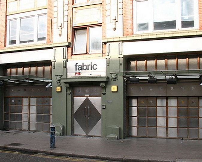 Fabric London reopening