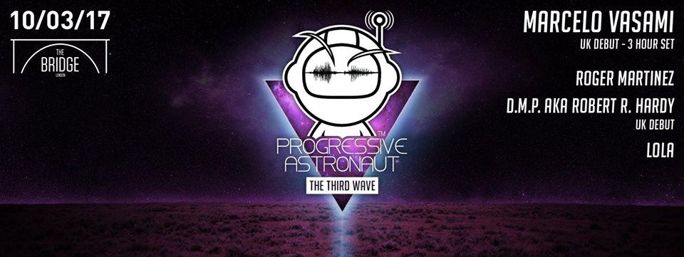 Progressive Astronaut - The Third Wave