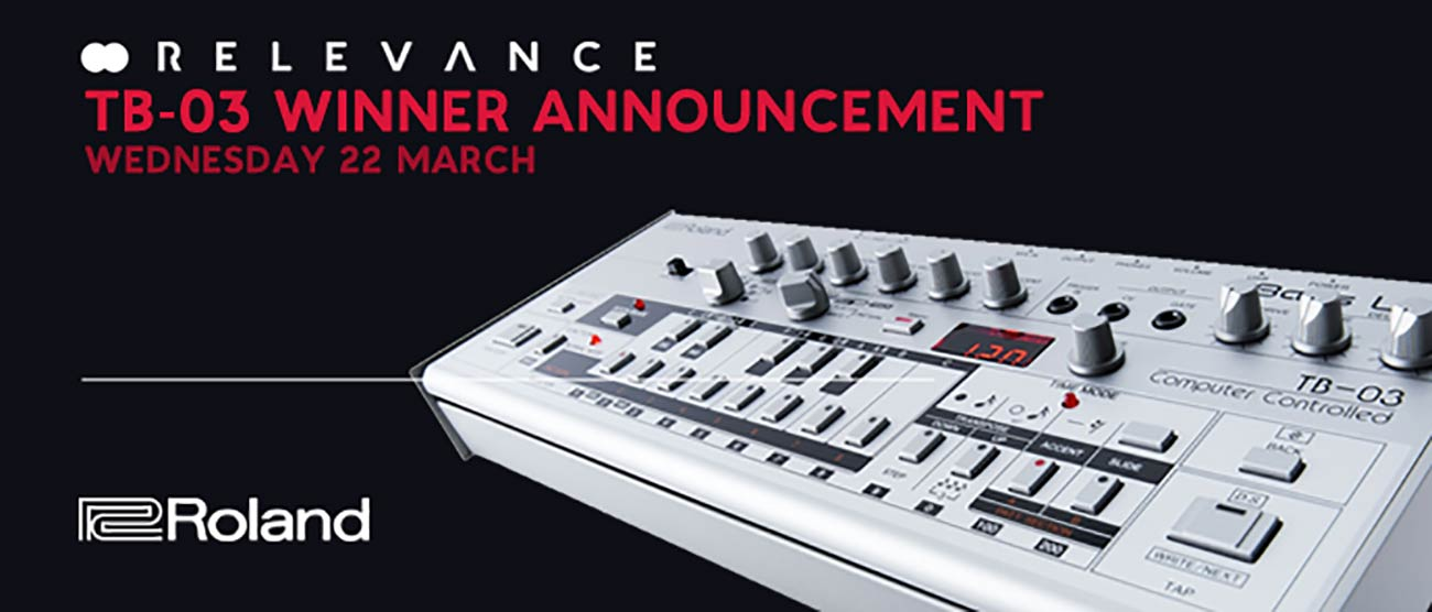 Roland-Giveaway-Relevance-Festival-The-Sound-Clique