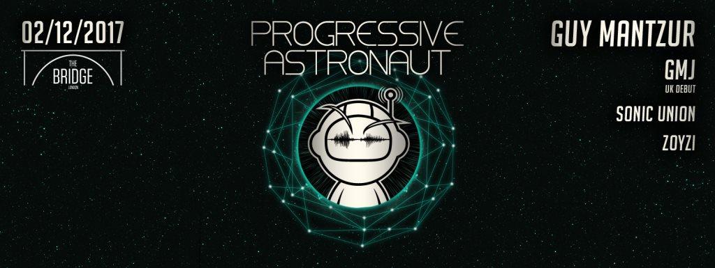 Progressive Astronaut 4.0